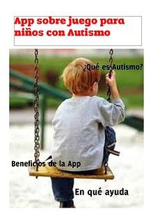 Revista sobre App de Autismo