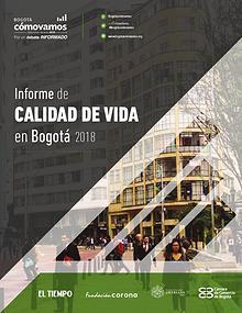 Vigésimo primer Informe de Calidad de Vida en Bogotá