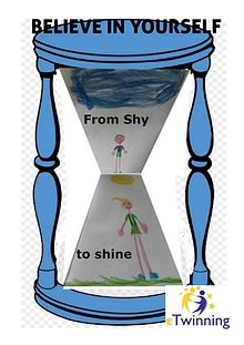 Believe in yourself -from shy to shine