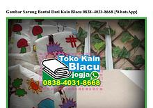 Gambar Sarung Bantal Dari Kain Blacu Ö838-4Ö31-8668[wa]