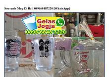 Souvenir Mug Di Bali O896–6848–722O[wa]