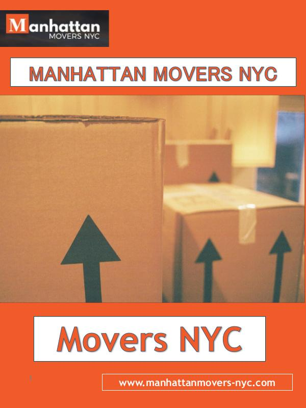 Movers NYC Movers NYC
