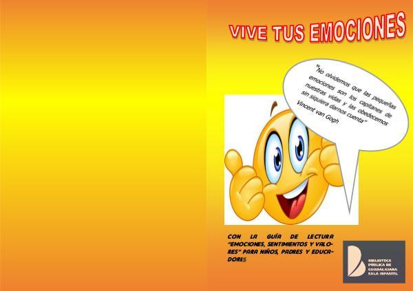 """""""Vive tus emociones"""" GUÍA PDF SUBIR INTERNET"""