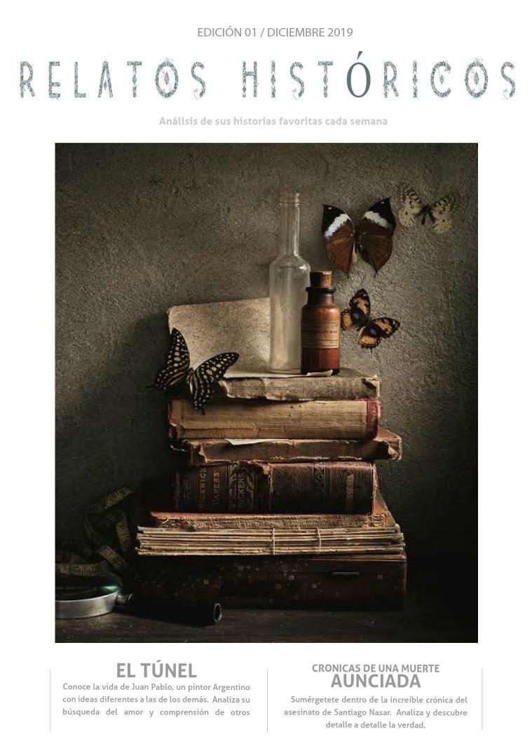 Relatos Históricos Análisis Literario