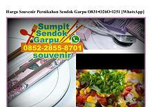 Harga Souvenir Pernikahan Sendok Garpu 0831~0260~1251[wa]