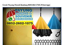 Grosir Payung Murah Bandung Ô838.4Ô61.274Ô[wa]
