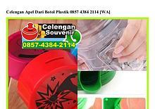 Celengan Apel Dari Botol Plastik Ö857–4384–2114[wa]