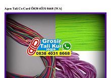 Agen Tali Co Card O838_4O31_8668[wa]