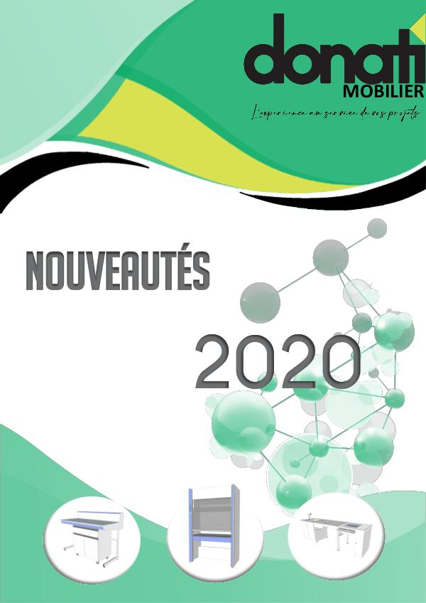 Catalogue nouveautés 2020 Nouveautés 2020 IBERIS®