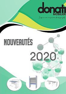 Catalogue nouveautés 2020