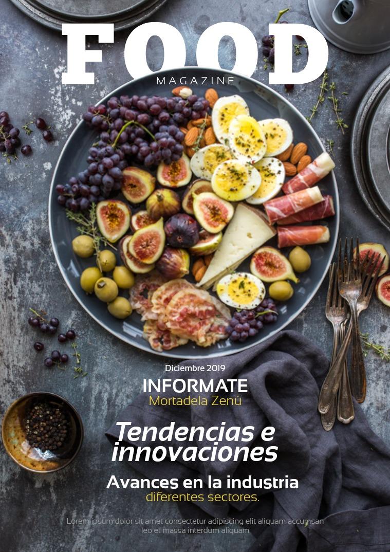 FOOD MEGAZINE Revista FOOD MEGAZINE