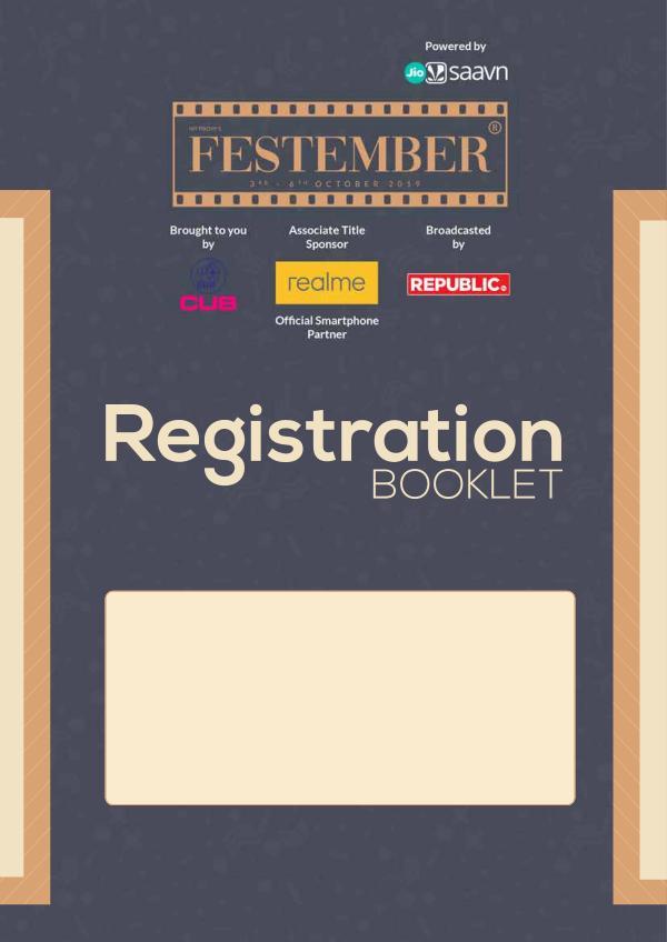 PR Booklet Festmeber 2019