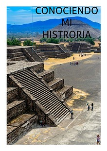 CONOCIENDO MI HISTORIA