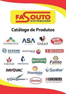 Catalogo de Produtos da Fasouto Distribuidor