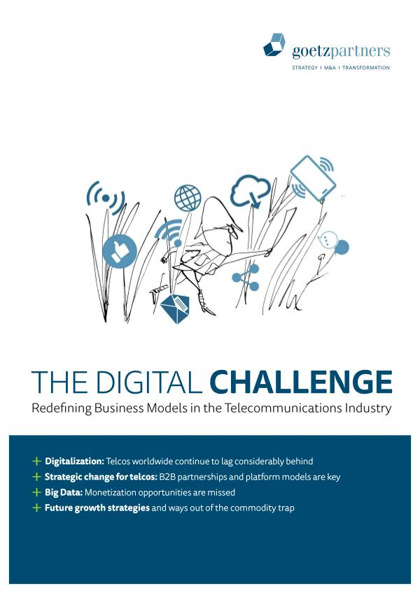 Study: The Digital Challenge