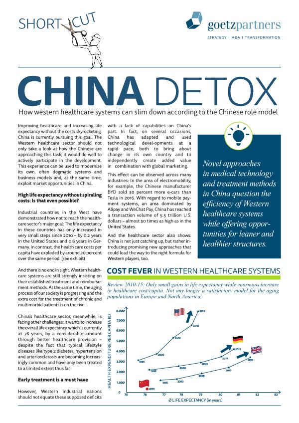 ShortCut: China Detox