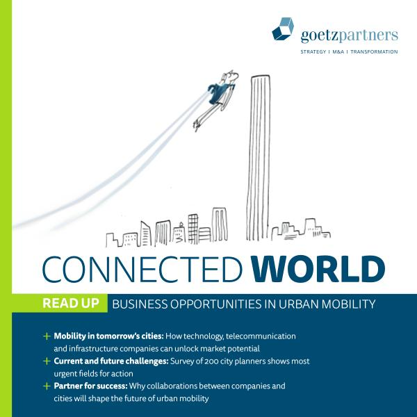 Study: Urban Mobility