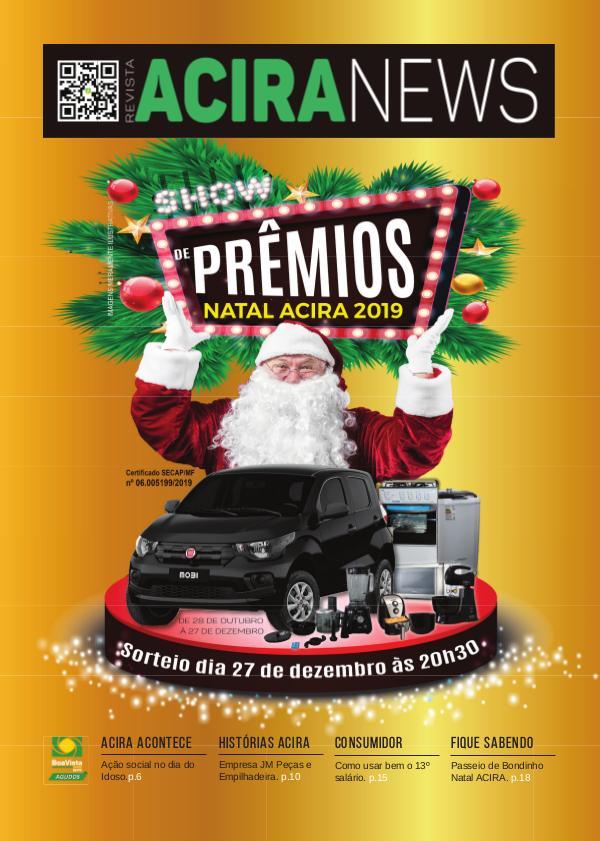 Revista ACIRA News Natal Revista ACIRA NEWS dezembro 2019 -SITE