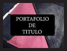 Portafolio de Titulo 2019