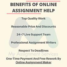 Benefits of Online Assignment Maker