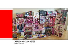CATALOGO DE JUGUETES
