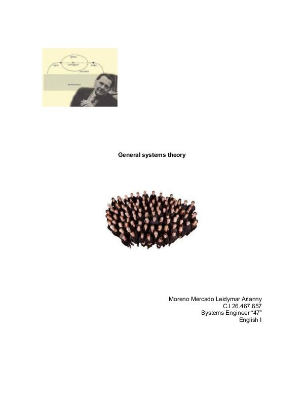 album2 General systems theory album3