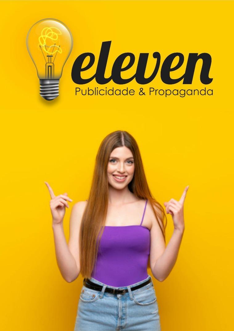 Eleven Publicidade e Propaganda Catálogo Eleven