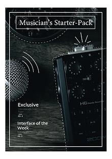 Musician's Starter Pack