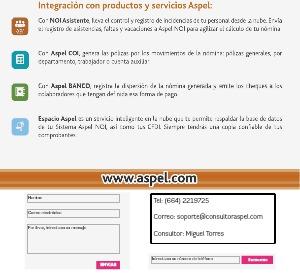 Mi primera publicacion Conoce lo nuevo de Aspel NOI 9.0