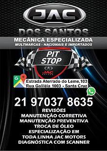 DOS SANTOS MECÂNICA MULT MARCAS