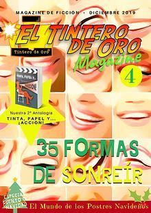 EL TINTERO DE ORO MAGAZINE Nº 4