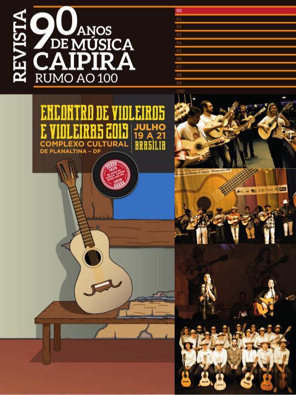 Revista 90 anos de música caipira - rumo ao 100 Revista Musica Caipira_site