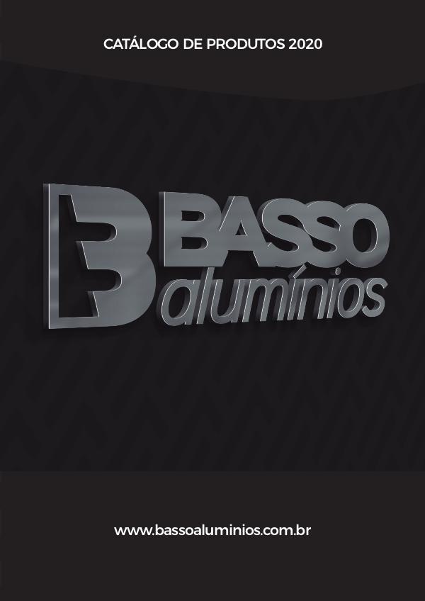 CATÁLOGO BASSO ALUMÍNIOS 2020