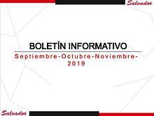Corporativo Salvador - Boletín #7