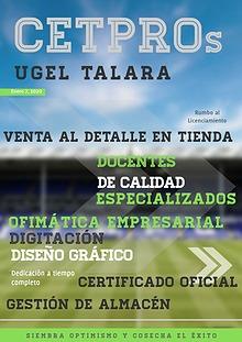 Licenciamiento de CETPROs Talara 2019