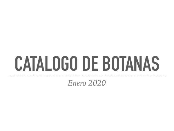 Catalogos Catalogo de botanas