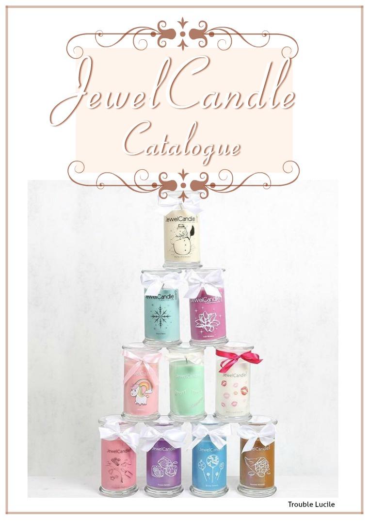 Jewel candle Janvier 2020