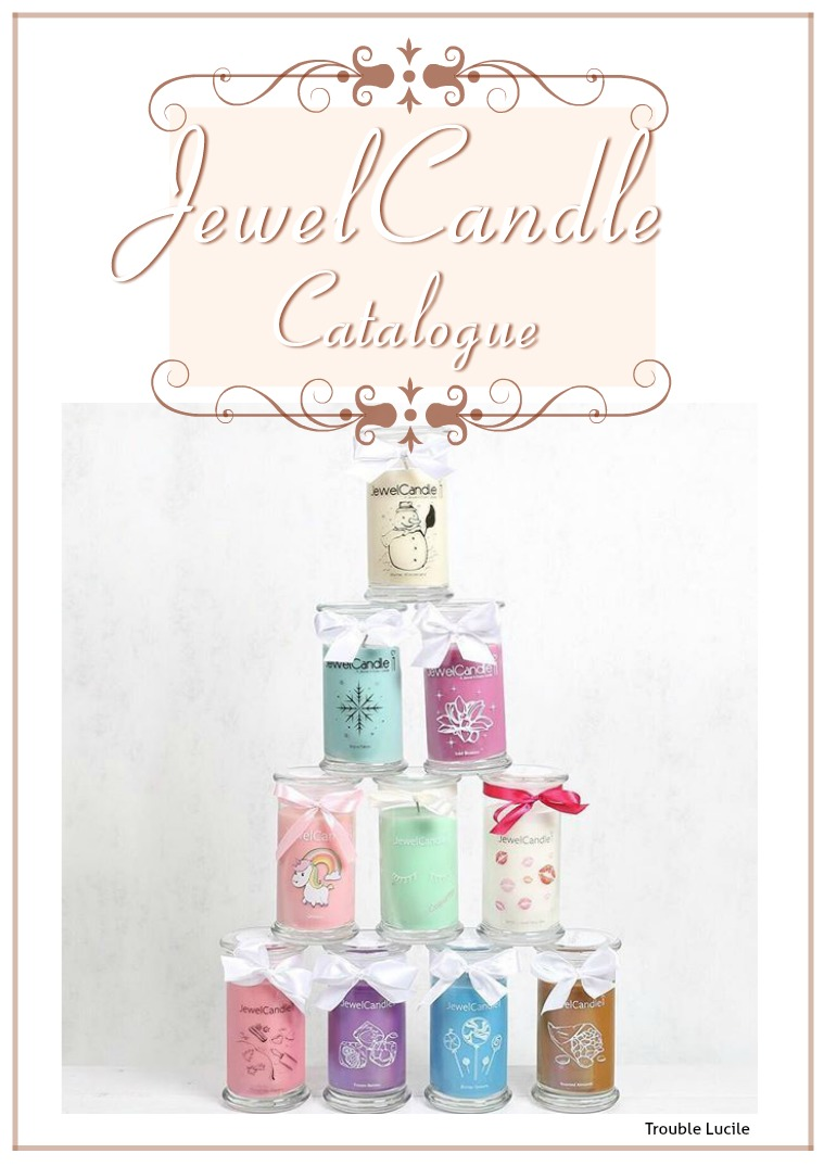 Jewel candle Avril 2020