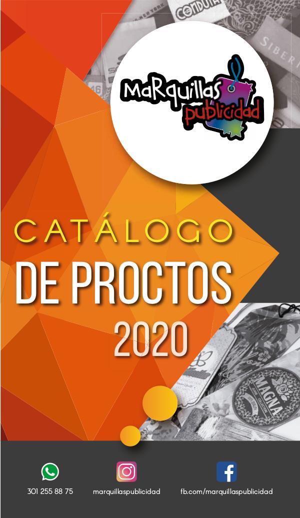 Marquillas Publicidad CATALOGO 3