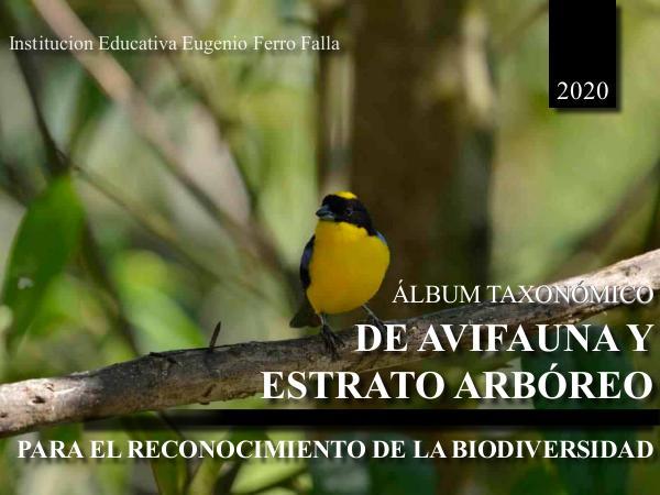 Álbum taxonómico ALBUM VIRTUAL 24