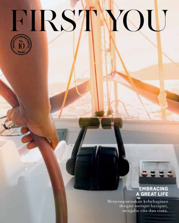 First You 10th Edition Embracing The Great Life