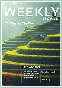 Weekly Magazine by Aswab Publishers