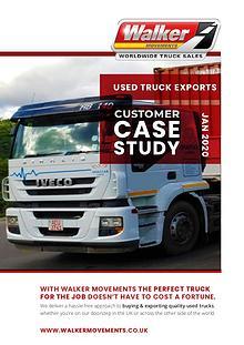 Customer Export: Walvis Bay to Zimbabwe - Case Study