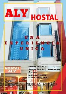 ALY HOSTAL