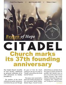Citadel Church News Magazine