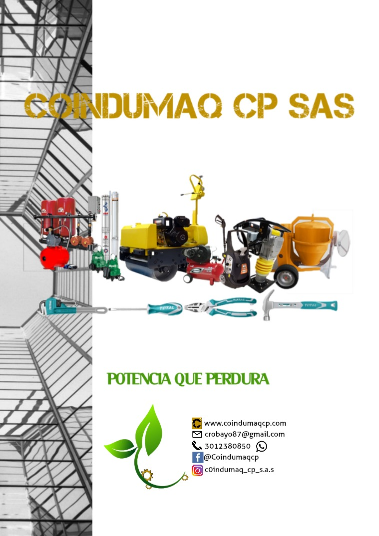 COINDUMAQ CP SAS 1