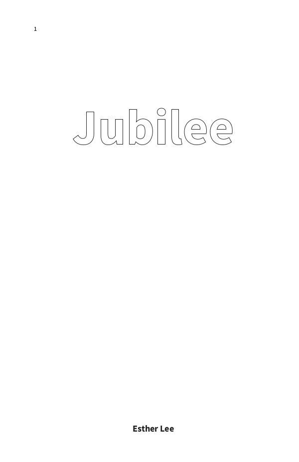 Jubilee Jubilee