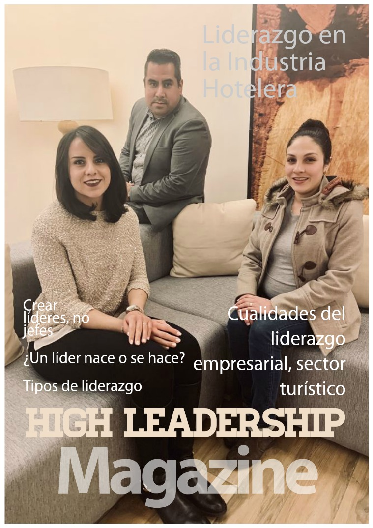 High Leadership Magazine 1