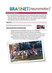 Nuestro proyecto de Preescolar Fromental La Salle