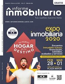 Revista Informe Inmobiliario-edición 264 Febrero de 2020